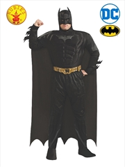 Batman Deluxe Adult Costume - Plus Size | Apparel