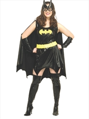 Batgirl Deluxe Adult Costume: Plus Size | Apparel