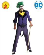 Joker Costume: Size L | Apparel