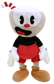 "Cuphead - Cuphead US Exclusive 12"" Plush [RS] 