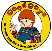 Child's Play - Good Guys Chucky Enamel Pin | Merchandise