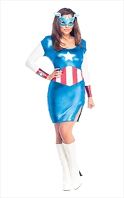 American Dream Sexy Costume XSmall | Apparel