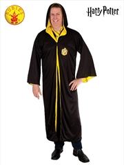 Hufflepuff Adult Robe: Standard | Apparel