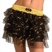 Batgirl Skirt With Sequin: Standard | Apparel