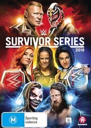WWE - Survivor Series 2019 | DVD