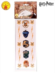 Harry Potter Deluxe Movie Tattoos | Collectable