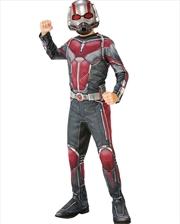 Avengers Endgame Antman Value Boys Costume: Medium | Apparel