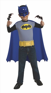 Batman Child Costume Accessory Set | Apparel