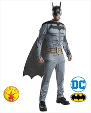 Batman Arkham Costume: Size XL | Apparel