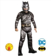 Batman Armour Deluxe Costume: Large | Apparel