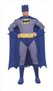 Batman Brave And Bold: Size Small | Apparel