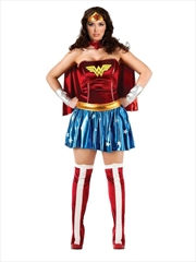 Wonder Woman: Size Plus | Apparel