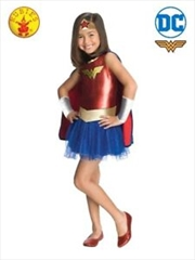 Wonder Woman Tutu Dress: 4-6 | Apparel