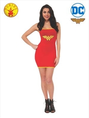 Wonder Woman Tube Dress: Large | Apparel