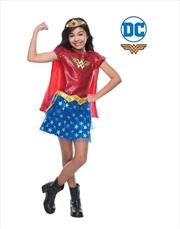Wonder Woman Sequin Costume: Medium | Apparel