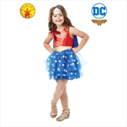 Wonder Woman Premium: Size 6-8 | Apparel