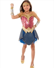 Wonder Woman Premium: Size 3-5 | Apparel