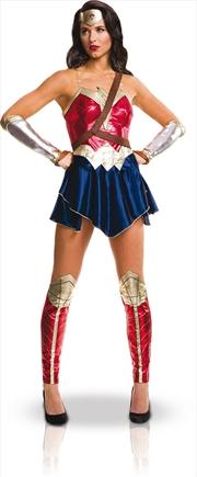 Wonder Woman Justice League: Large   Apparel