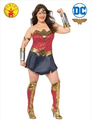 Wonder Woman Deluxe: Plus Size | Apparel