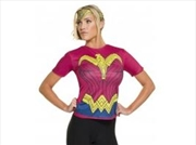 Wonder Woman Dawn Of Justice Top: Large | Apparel