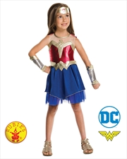 Wonder Woman Child: Size Large | Apparel