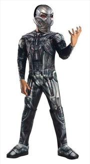 Ultron Aaou Deluxe Costume: 6-8 | Apparel