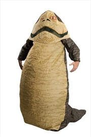 Jabba The Hut Inflatable Star Wars Costume: Standard | Apparel