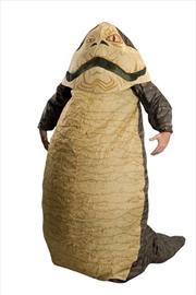 Jabba The Hut Inflatable Star Wars Costume: Standard | Apparel