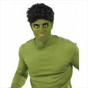 Hulk Wig: Adult  | Apparel