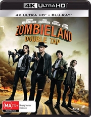 Zombieland - Double Tap - Limited Edition | Blu-ray + UHD | UHD