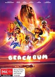 Beach Bum, The   DVD