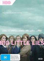 Big Little Lies - Season 2 | DVD