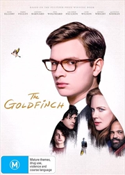 Goldfinch, The | DVD
