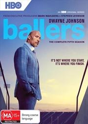 Ballers - Season 5 | DVD