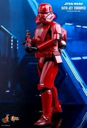 "Star Wars - Sith Jet Trooper Episode IX Rise of Skywalker 1:6 Scale 12"" Action Figure   Merchandise"