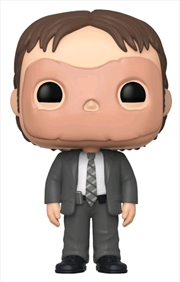 The Office - Dwight with Mask US Exclusive Pop! Vinyl [RS] | Pop Vinyl