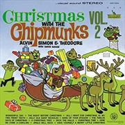 Christmas With The Chipmunks 2 | Vinyl