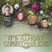 It's Almost Christmas Eve   CD