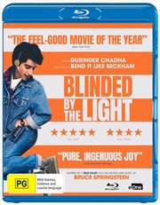 Blinded By The Light | Blu-ray