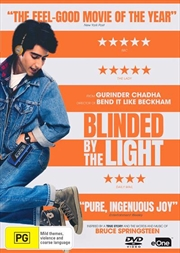 Blinded By The Light | DVD