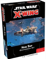 Star Wars X-Wing 2nd Edition Huge Ship Conversion Kit | Merchandise