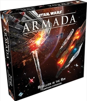 Star Wars Armada - Rebellion in the Rim | Merchandise