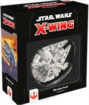 Star Wars X-Wing 2nd Edition Millennium Falcon | Merchandise