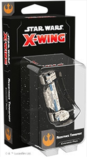 Star Wars X-Wing 2nd Edition Resistance Transport | Merchandise