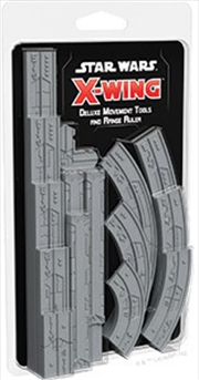 Star Wars X-Wing 2nd Edition Deluxe Movement Tools and Range Ruler | Merchandise