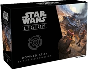 Star Wars Legion Downed AT-ST Battlefield Expansion | Merchandise