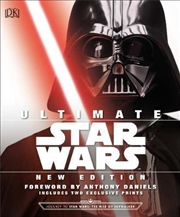Ultimate Star Wars New Edition : The Definitive Guide to the Star Wars Universe | Hardback Book