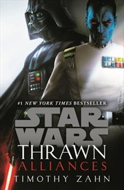 Thrawn: Alliances (Star Wars) | Paperback Book