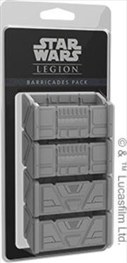 Star Wars Legion Barricades Pack | Merchandise