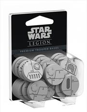 Star Wars Legion Premium Trooper Bases | Merchandise